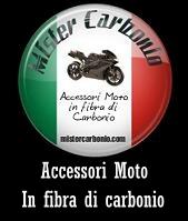 Mister Carbonio accessori moto in fibra di carbonio